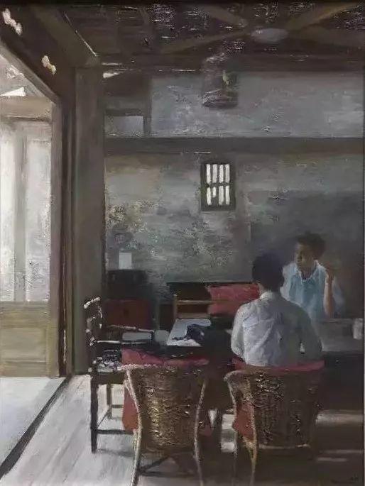 夏葆元——与陈逸飞齐名的油画界三大才子之一插图15