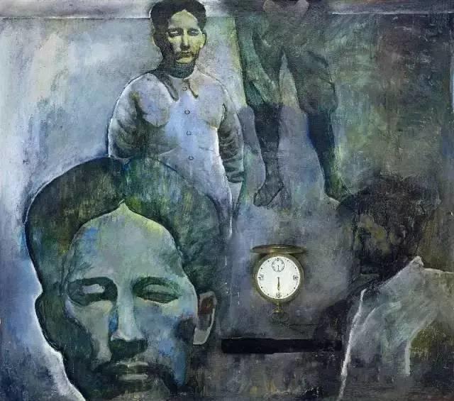 夏葆元——与陈逸飞齐名的油画界三大才子之一插图25