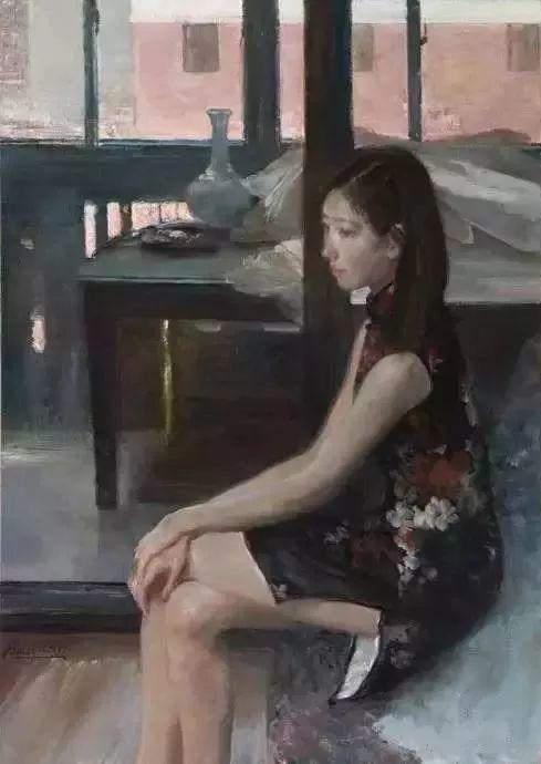 夏葆元——与陈逸飞齐名的油画界三大才子之一插图27
