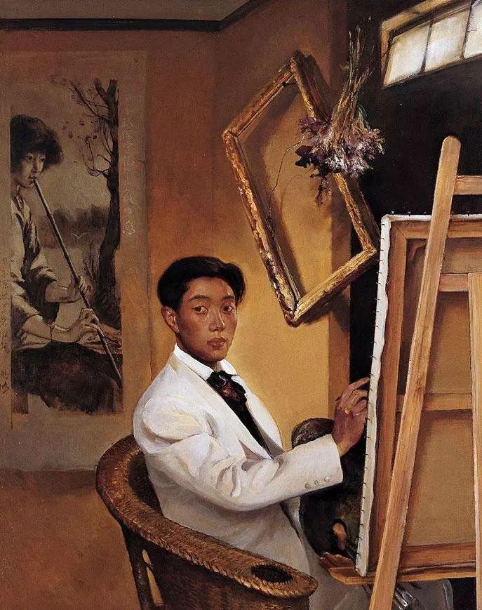夏葆元——与陈逸飞齐名的油画界三大才子之一插图29