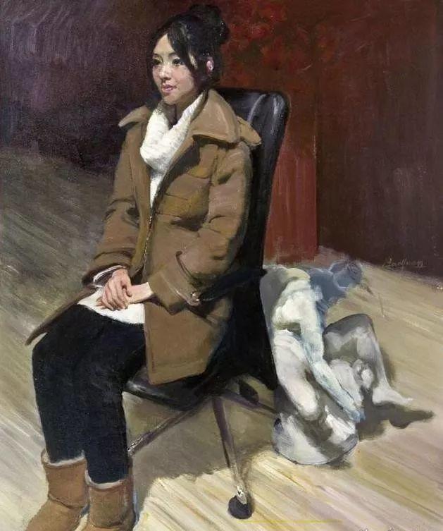 夏葆元——与陈逸飞齐名的油画界三大才子之一插图37