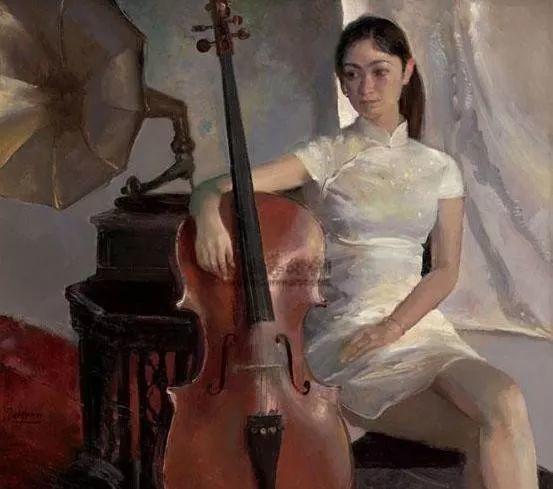 夏葆元——与陈逸飞齐名的油画界三大才子之一插图47