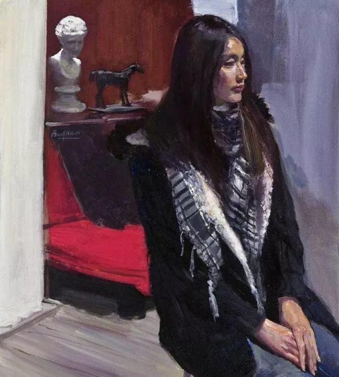 夏葆元——与陈逸飞齐名的油画界三大才子之一插图48