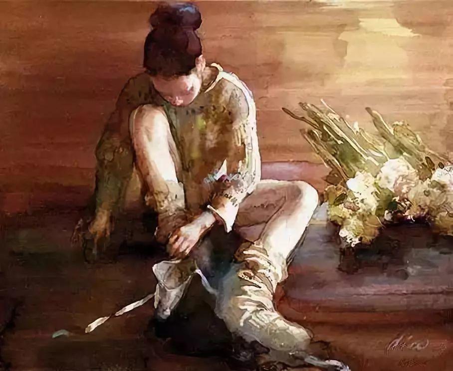 夏葆元——与陈逸飞齐名的油画界三大才子之一插图66