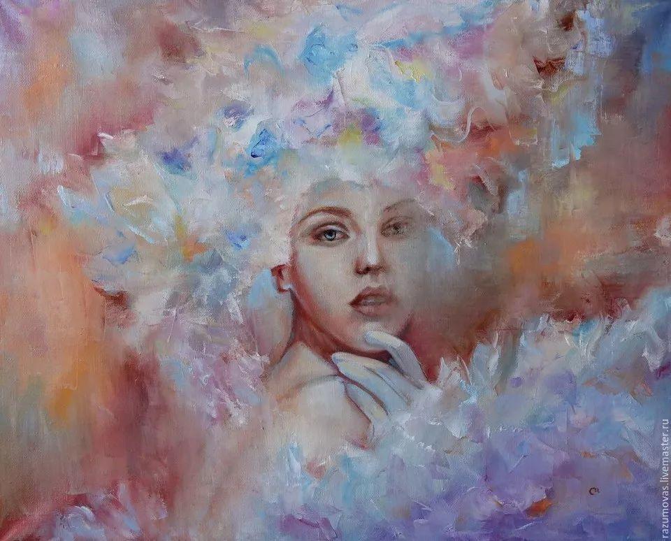 俄罗斯艺术家Svetlana Razumova油画作品插图5