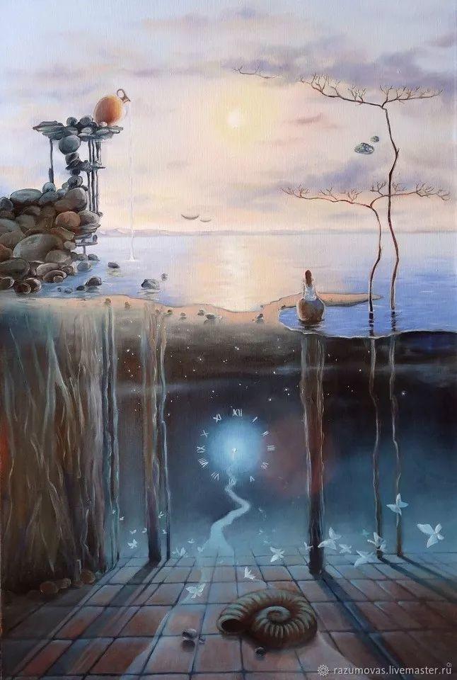 俄罗斯艺术家Svetlana Razumova油画作品插图6
