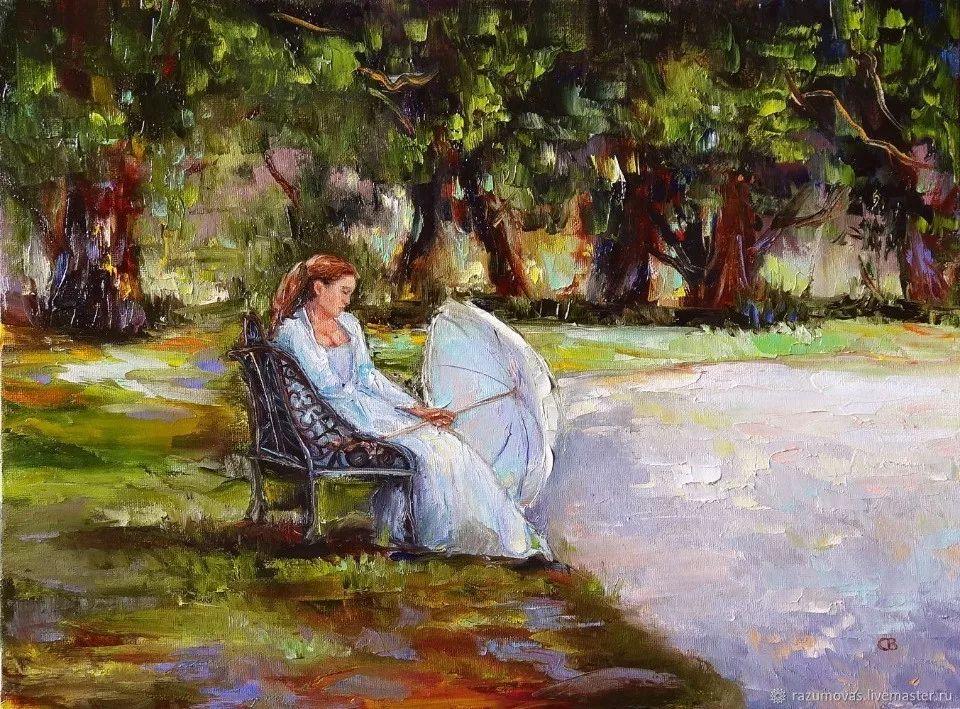 俄罗斯艺术家Svetlana Razumova油画作品插图9
