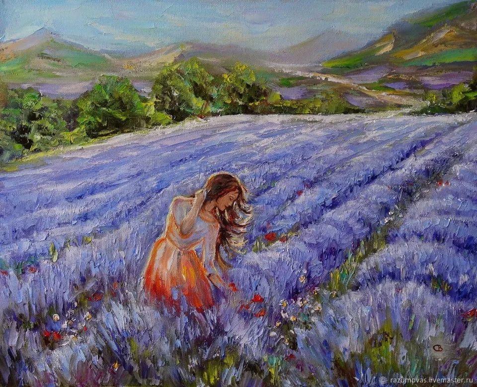 俄罗斯艺术家Svetlana Razumova油画作品插图14