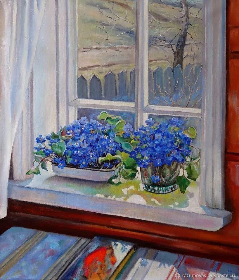 俄罗斯艺术家Svetlana Razumova油画作品插图20