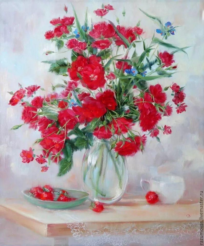 俄罗斯艺术家Svetlana Razumova油画作品插图21