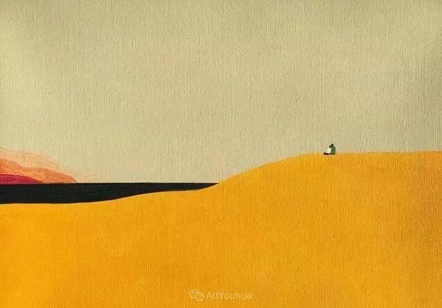 简约的色彩构成之美 西班牙Guim Tio Zarraluki插图12