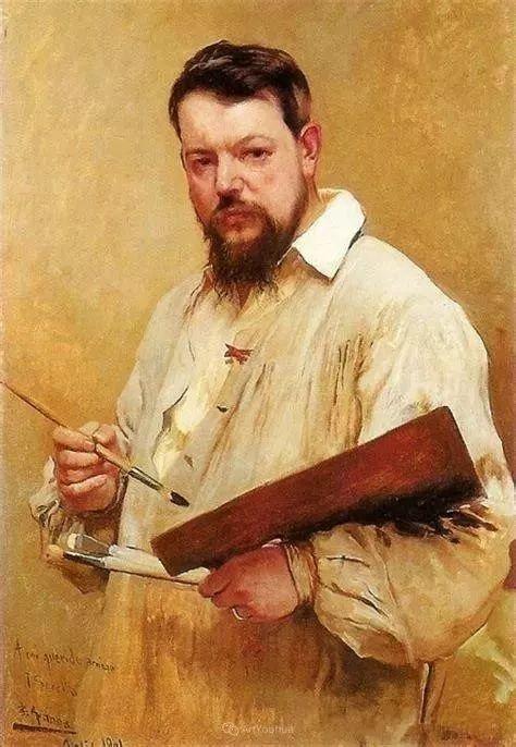 他被公认为现代西班牙绘画院校领袖——Joaquin Sorolla插图1