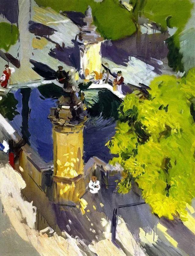 他被公认为现代西班牙绘画院校领袖——Joaquin Sorolla插图2