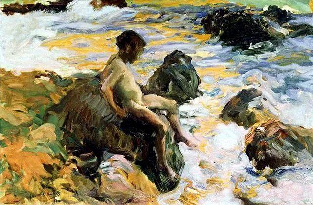 他被公认为现代西班牙绘画院校领袖——Joaquin Sorolla插图6