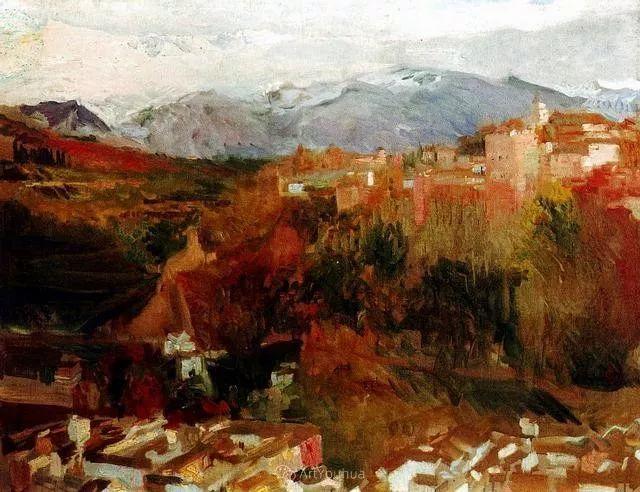 他被公认为现代西班牙绘画院校领袖——Joaquin Sorolla插图7