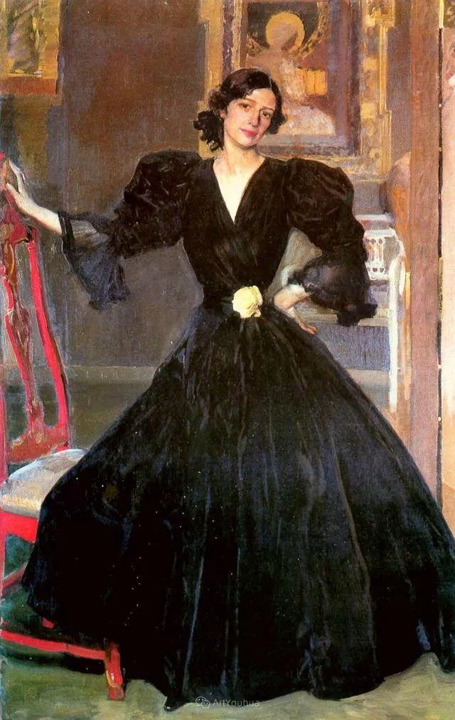 他被公认为现代西班牙绘画院校领袖——Joaquin Sorolla插图9