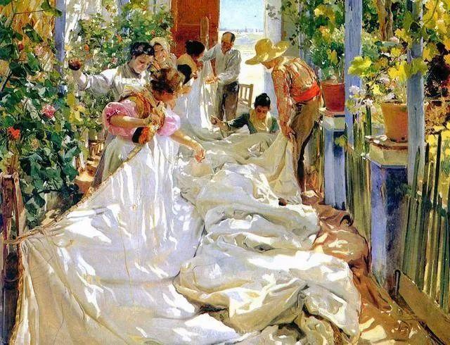 他被公认为现代西班牙绘画院校领袖——Joaquin Sorolla插图13