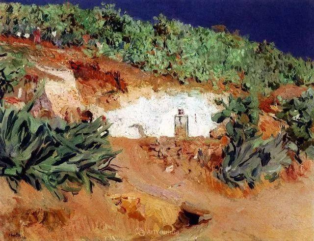 他被公认为现代西班牙绘画院校领袖——Joaquin Sorolla插图15