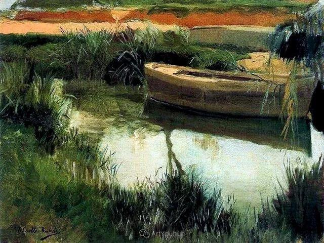他被公认为现代西班牙绘画院校领袖——Joaquin Sorolla插图17