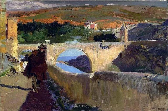 他被公认为现代西班牙绘画院校领袖——Joaquin Sorolla插图18