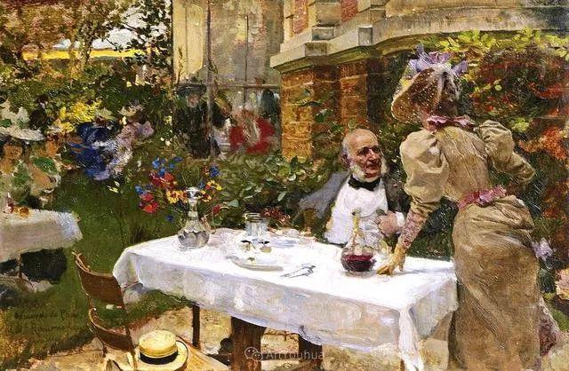 他被公认为现代西班牙绘画院校领袖——Joaquin Sorolla插图20