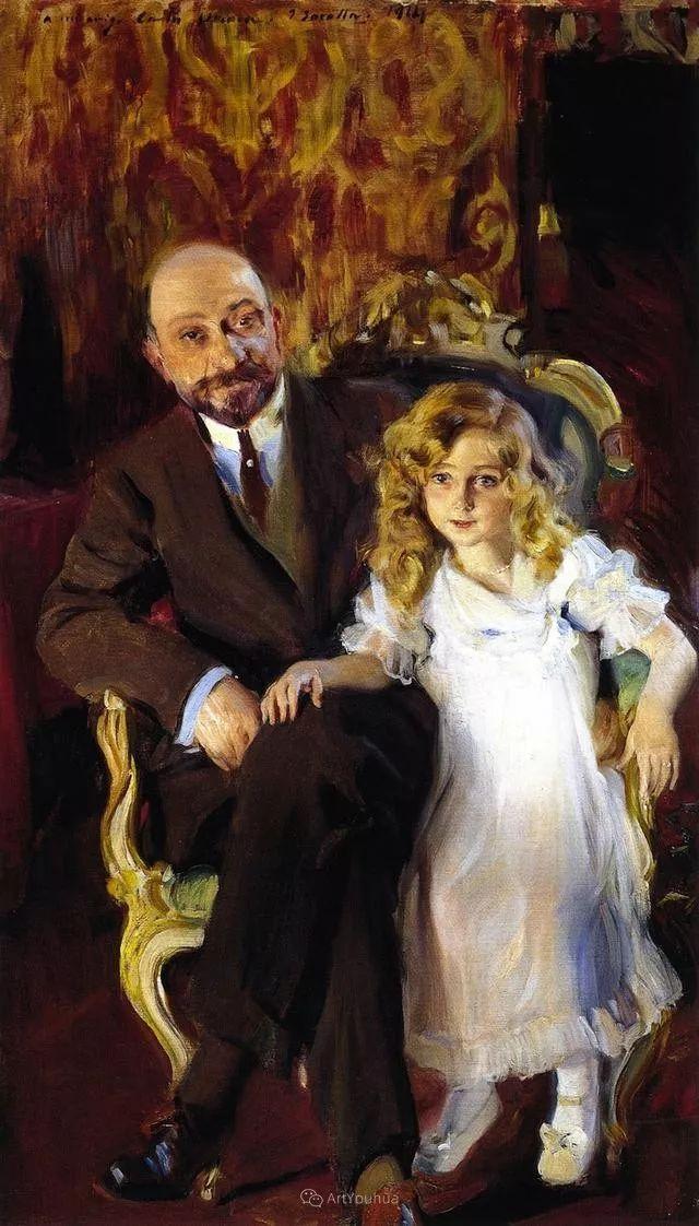 他被公认为现代西班牙绘画院校领袖——Joaquin Sorolla插图21
