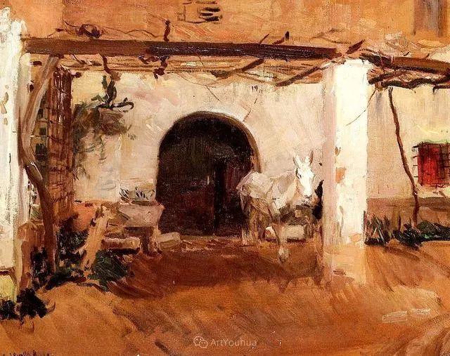 他被公认为现代西班牙绘画院校领袖——Joaquin Sorolla插图23