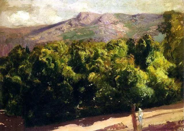 他被公认为现代西班牙绘画院校领袖——Joaquin Sorolla插图30