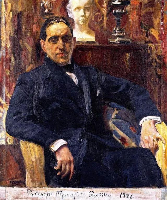 他被公认为现代西班牙绘画院校领袖——Joaquin Sorolla插图33
