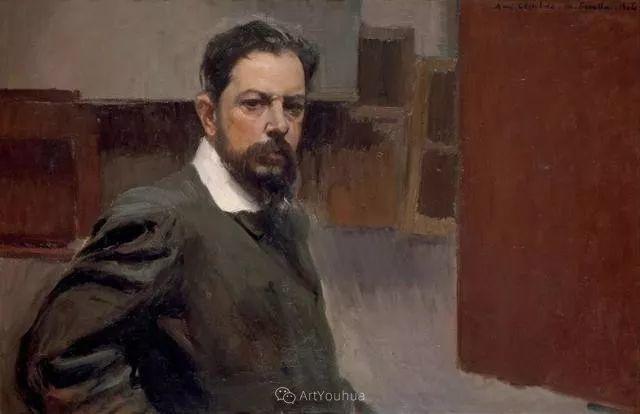 他被公认为现代西班牙绘画院校领袖——Joaquin Sorolla插图41