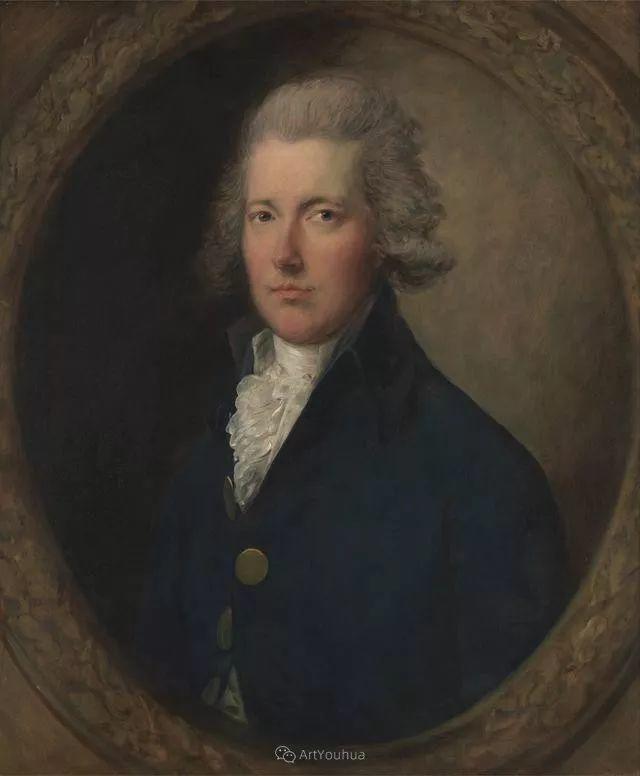 18世纪英国皇家艺术学院院士的肖像画——庚斯博罗插图3