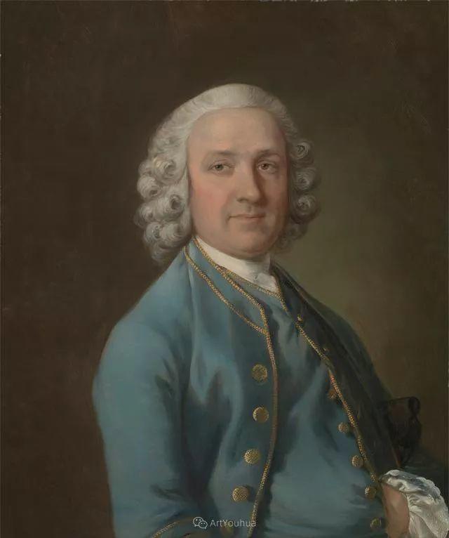 18世纪英国皇家艺术学院院士的肖像画——庚斯博罗插图9