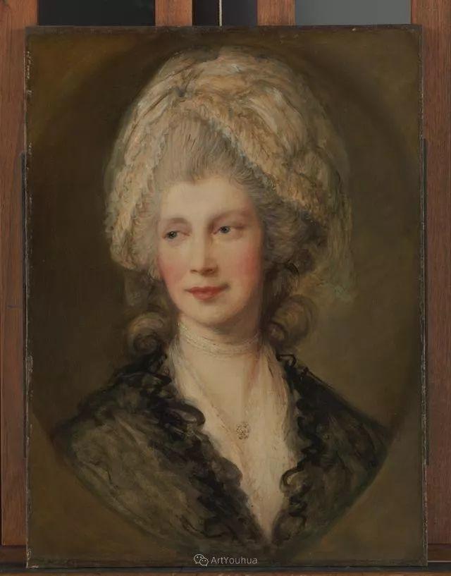 18世纪英国皇家艺术学院院士的肖像画——庚斯博罗插图27