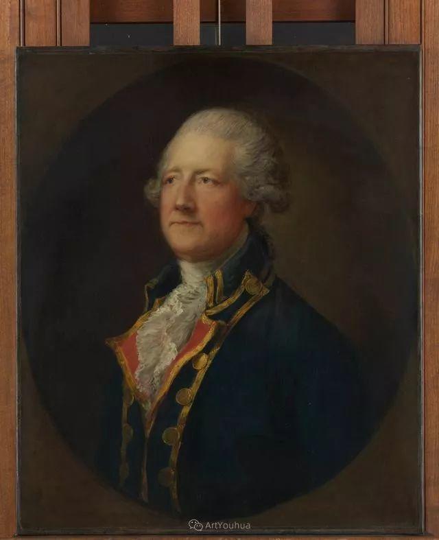 18世纪英国皇家艺术学院院士的肖像画——庚斯博罗插图28