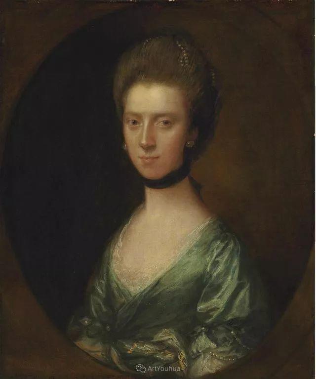 18世纪英国皇家艺术学院院士的肖像画——庚斯博罗插图31