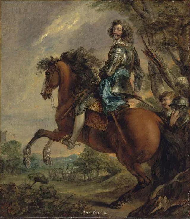 18世纪英国皇家艺术学院院士的肖像画——庚斯博罗插图32