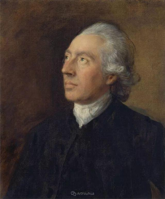 18世纪英国皇家艺术学院院士的肖像画——庚斯博罗插图33