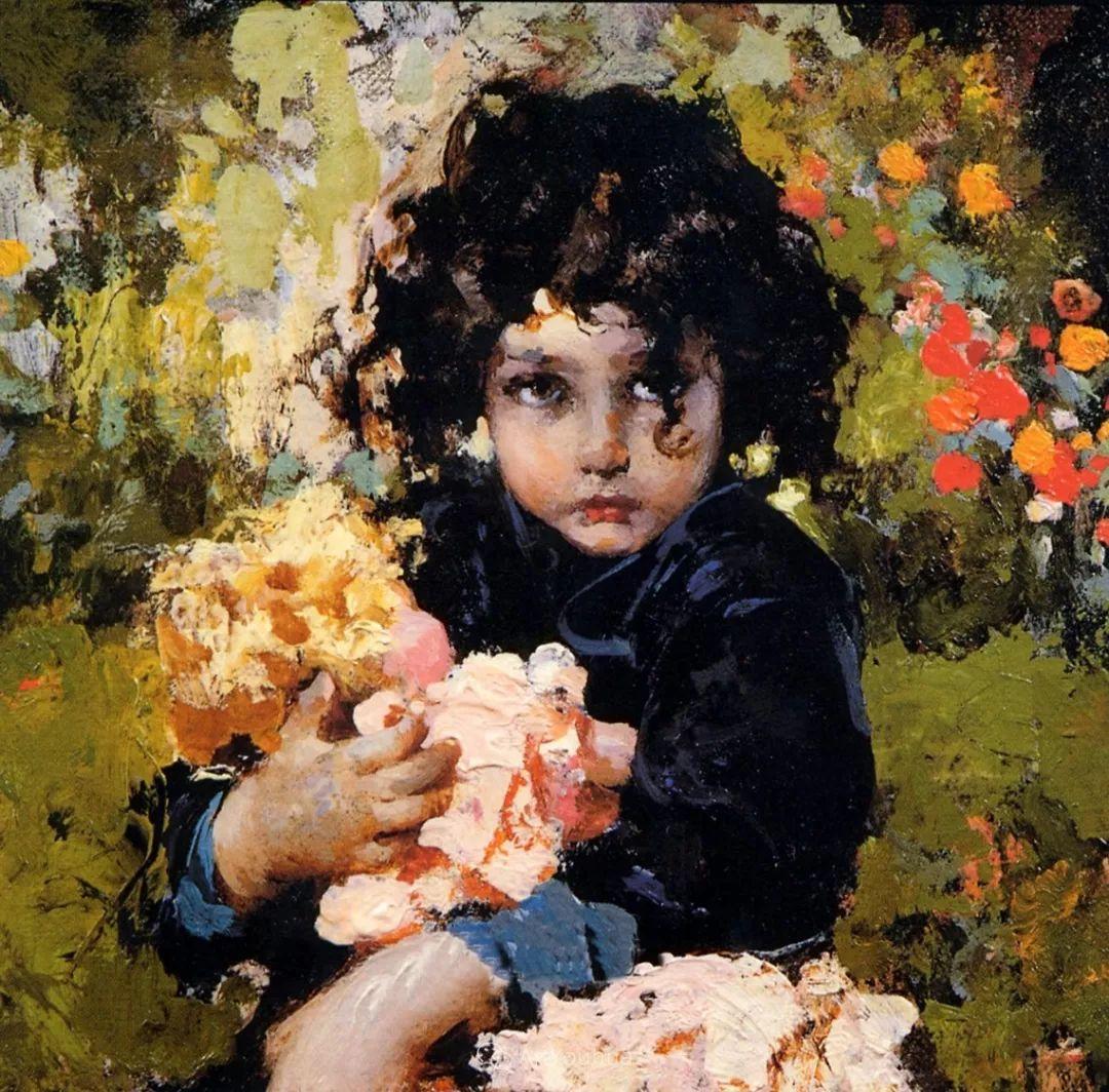 意大利肖像和风俗画家Vincenzo Irolli插图33