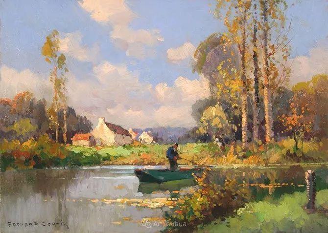 法国画家Edouard Leon Cortes (1882-1969)插图13