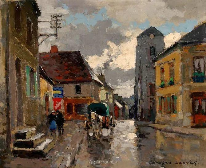 法国画家Edouard Leon Cortes (1882-1969)插图21