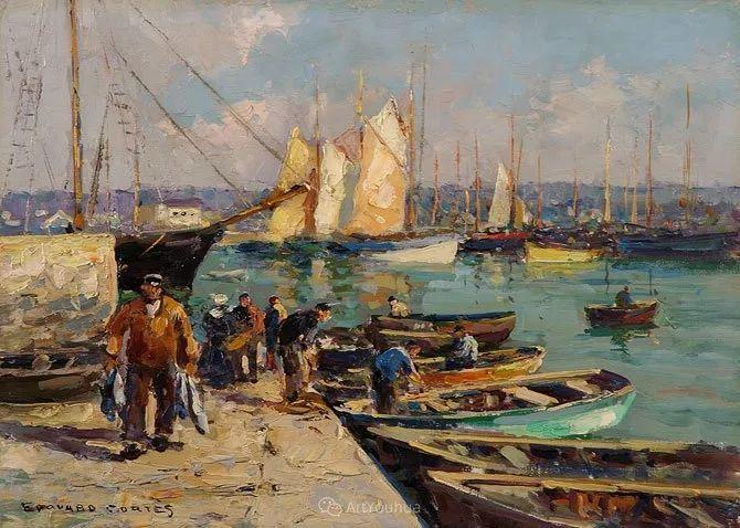 法国画家Edouard Leon Cortes (1882-1969)插图29