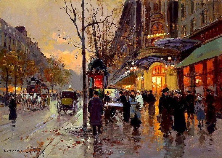 法国画家Edouard Leon Cortes (1882-1969)插图39