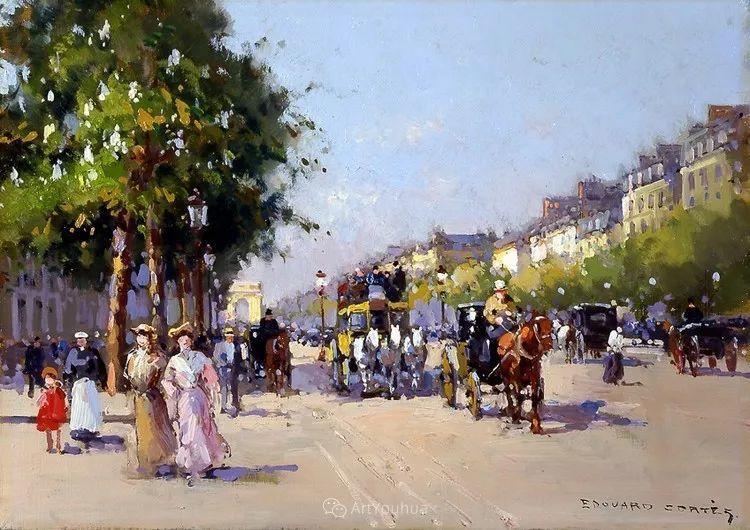 法国画家Edouard Leon Cortes (1882-1969)插图43