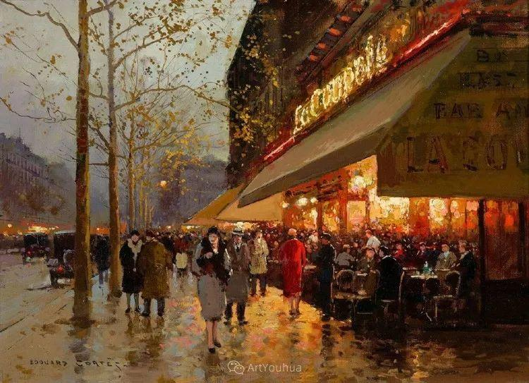 法国画家Edouard Leon Cortes (1882-1969)插图49
