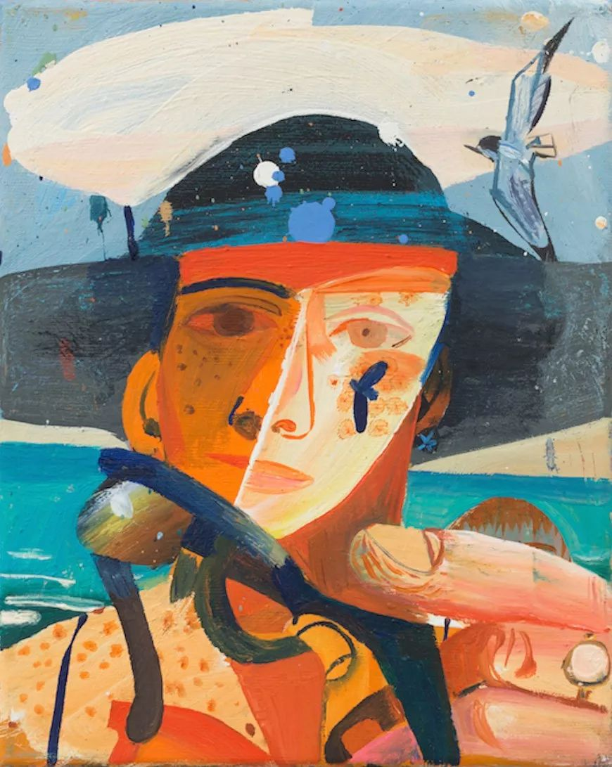 美国青年艺术家Louis Fratino插图