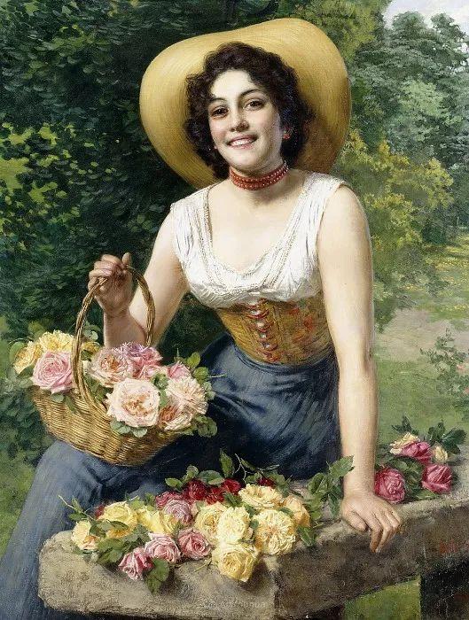 惟妙惟肖的肖像,意大利画家Gaetano Bellei插图14