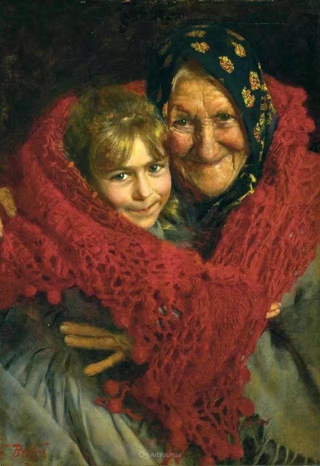 惟妙惟肖的肖像,意大利画家Gaetano Bellei插图16