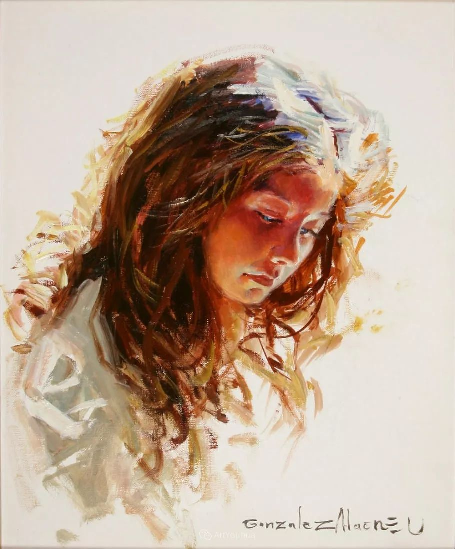 西班牙画家Juan Gonzalez Alacreu插图12