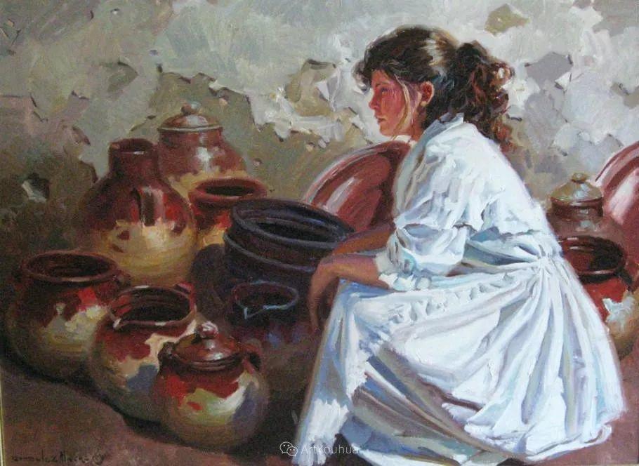 西班牙画家Juan Gonzalez Alacreu插图13