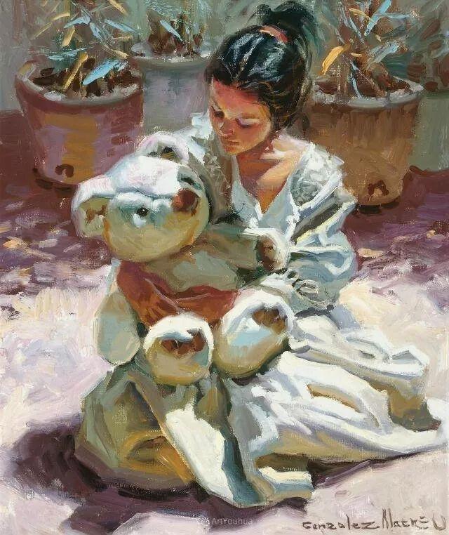 西班牙画家Juan Gonzalez Alacreu插图15